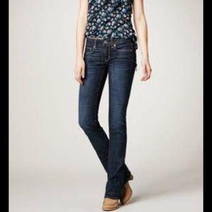 American Eagle | Stretch Skinny Kick Jeans Size 00
